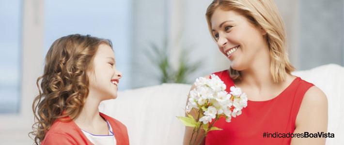 Vendas para o Dia das Mães crescem 2,7% em 2014, revela Boa Vista SCPC